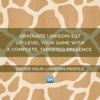 Giraffe-CVs-Graduate-LinkedIn-Profile-Writing-Service