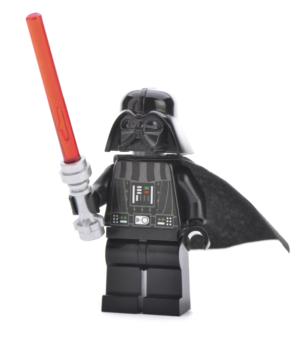 Darth Vader's CV