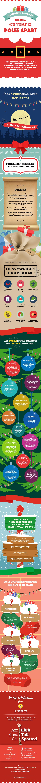 Santa's CV Tips