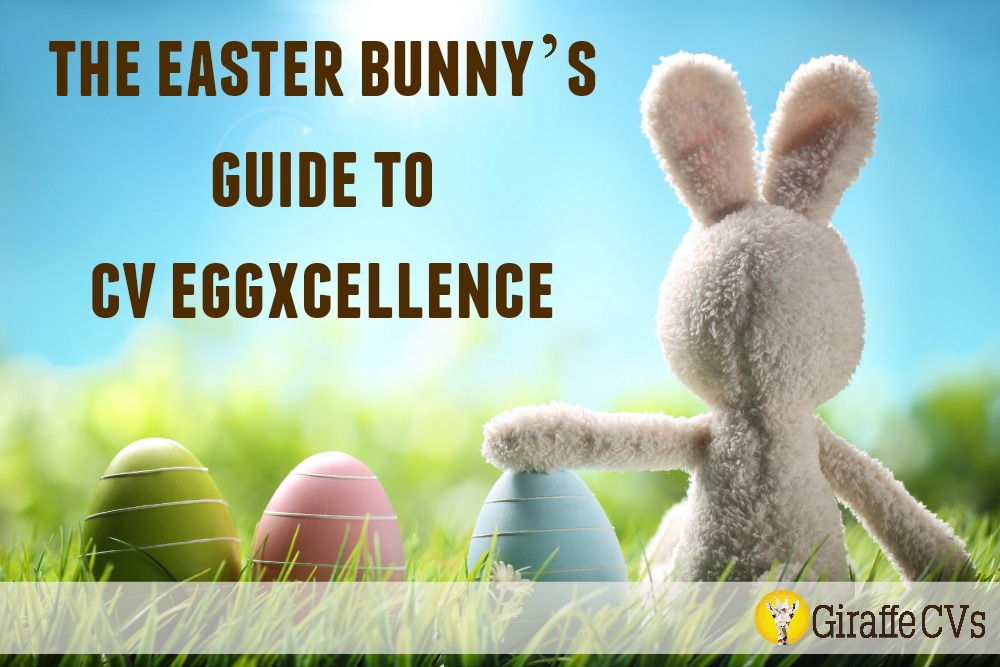 the easter bunny u2019s guide to cv eggxcellence
