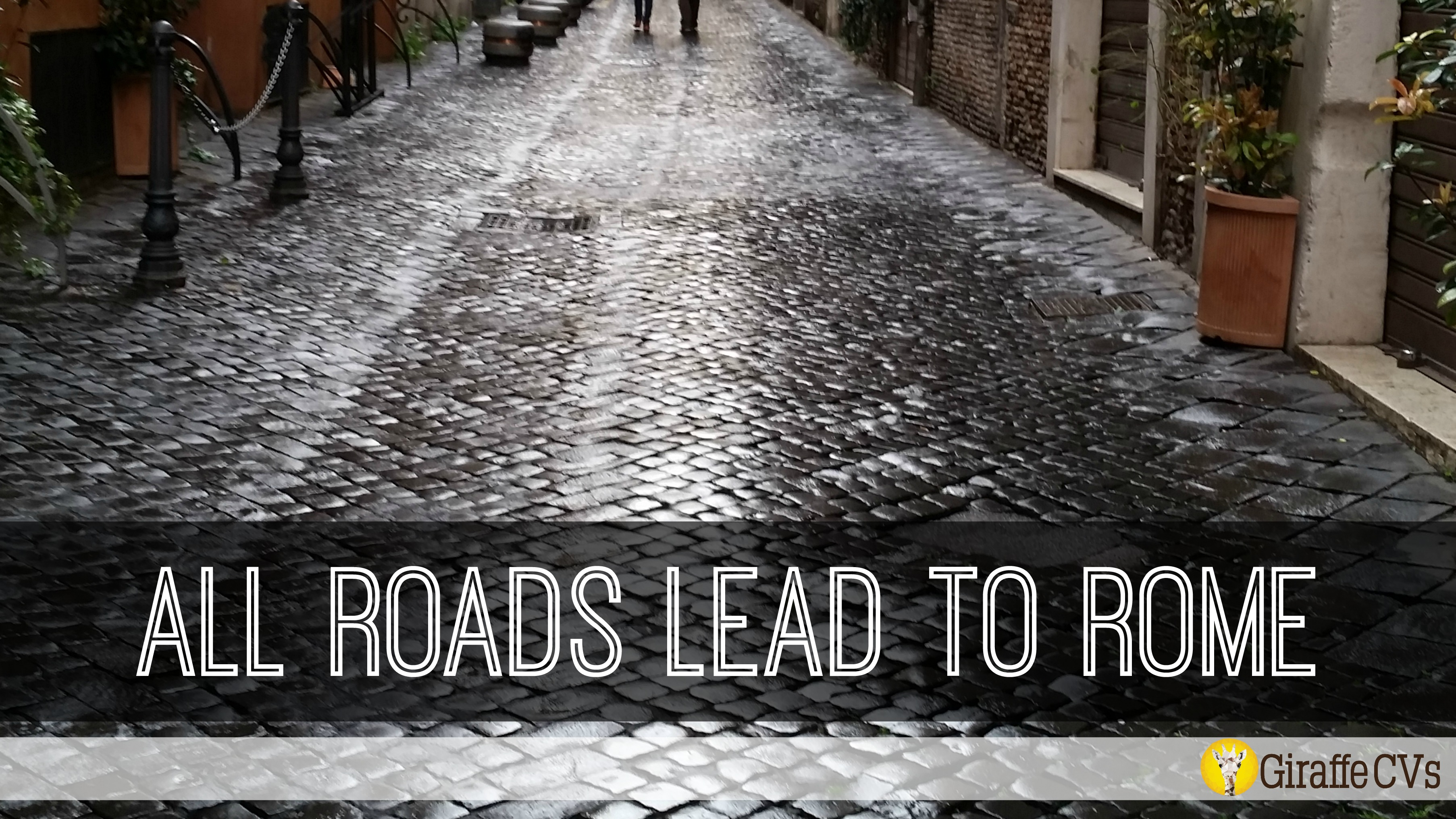 all roads lead to rome Rent all roads lead to rome (2016) starring sarah jessica parker and raoul bova on dvd and blu-ray get unlimited dvd movies & tv shows delivered to your door with no late fees, ever fast.