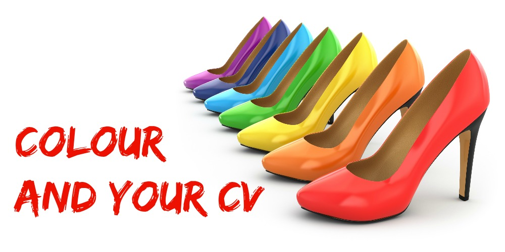 Colour and your CV