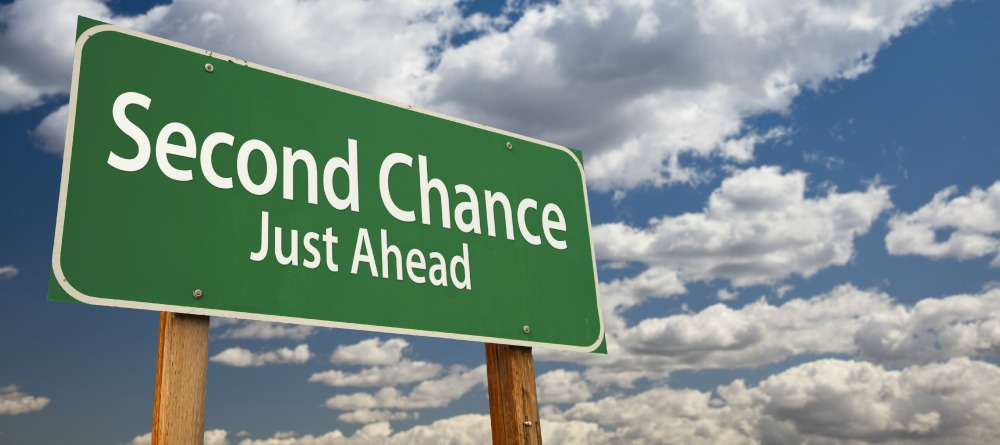 Second chance careers. Are you taking yours?