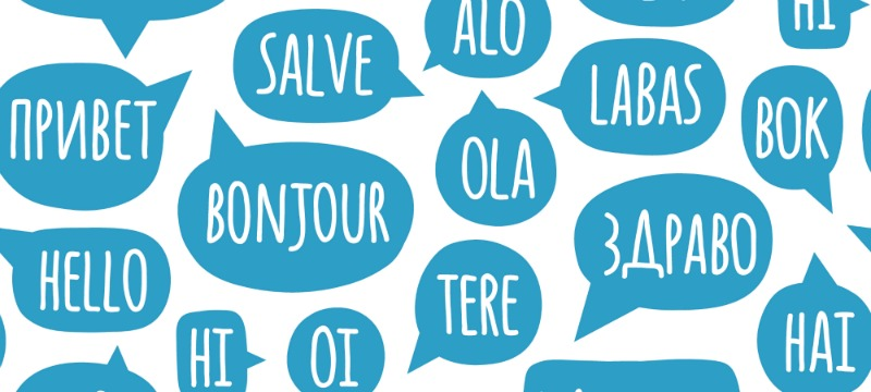 How to list languages on your CV