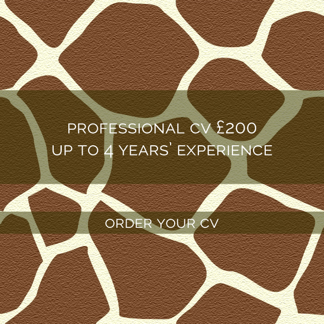 professional-CV-management-giraffe-cvs